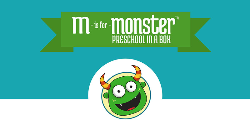 m is for monster