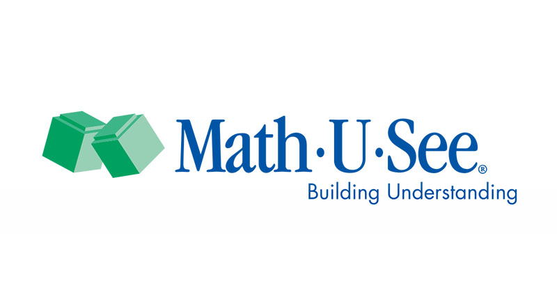 math u see Math-u-see, developed by steve demme is a k–12 homeschool mathematics curriculum, emphasizing mastery of materials and.