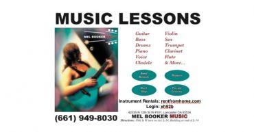 Mel Booker Music [P]
