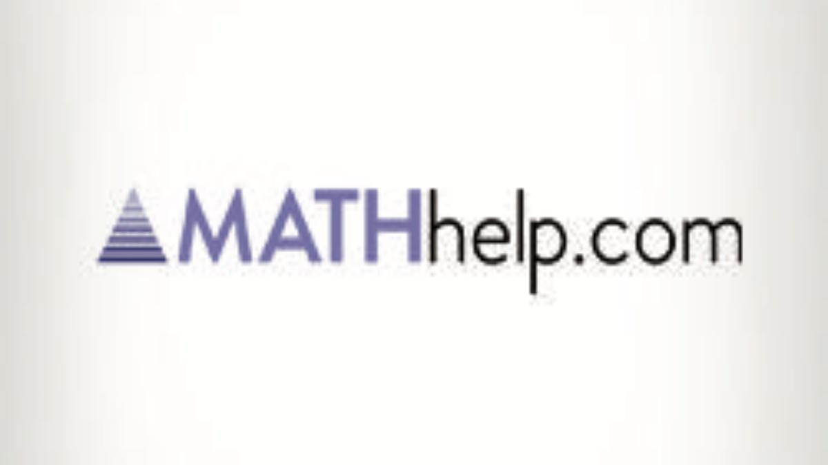 Mathhelp-.