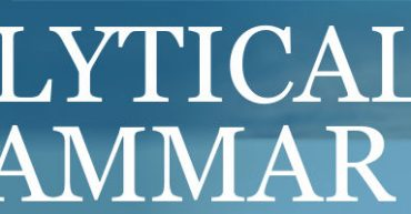 Analytical Grammar / Junior Analytical Grammar [P]