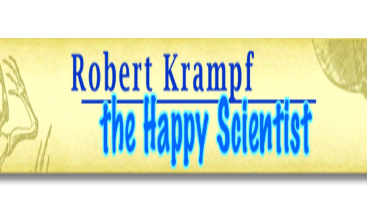 Robert Krampf happy scientist 2