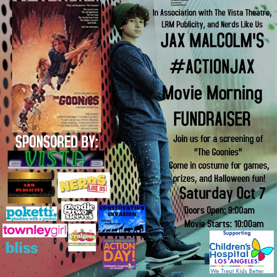 Jax Malcolm brochure