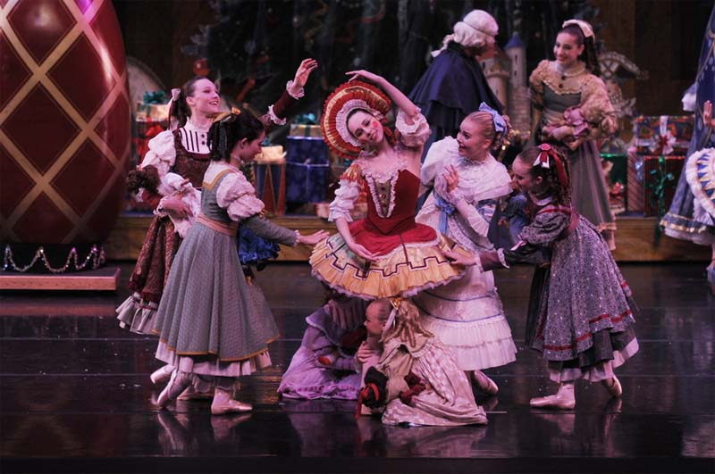 The Nutcracker' for Schools at the Irvine Barclay - iLEAD