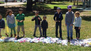 Kids-service-project