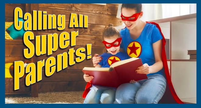 Super Parent Webinar