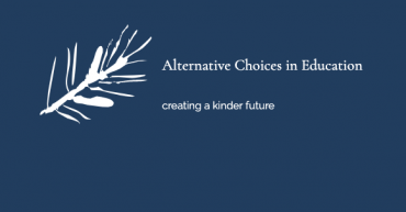 ACE: Alternative Choices in Education [S]