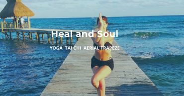 Heal and Soul Aerial Yoga [S]