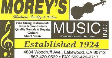 Morey's Music [P]