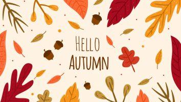 Fall Webinars