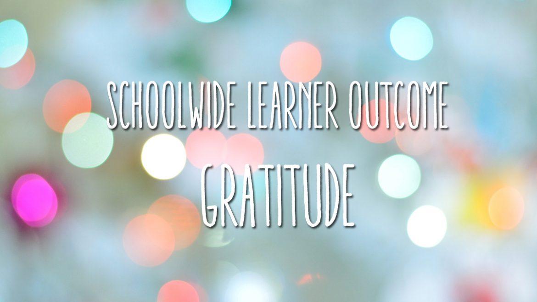 Gratitude SLO