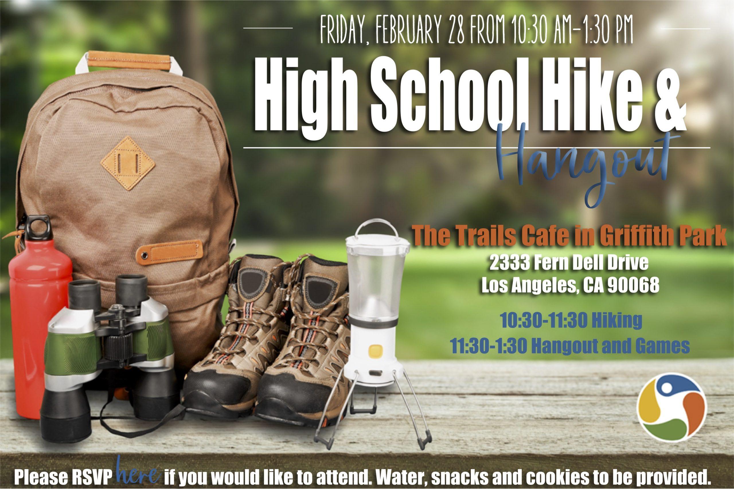 High School Hike and Hangout