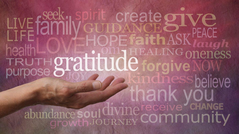 Gratitude open