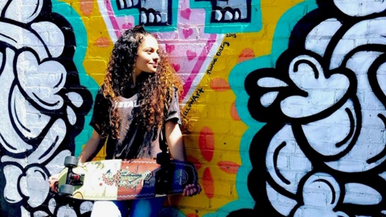 Layla skateboard