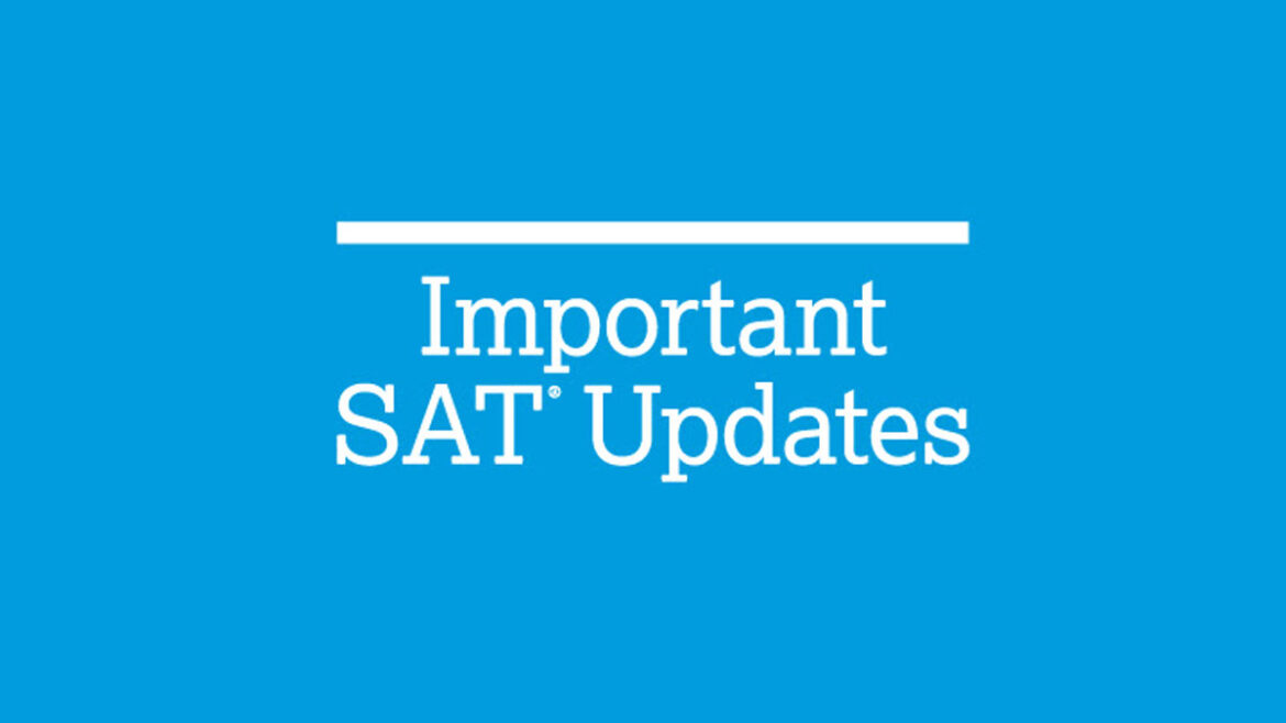 SAT Updates iLEAD Exploration