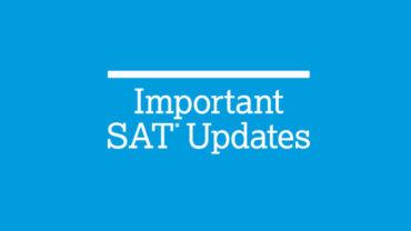 SAT Updates iLEAD Exploration