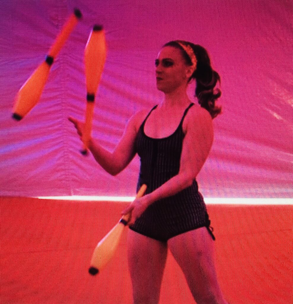 Circus Arts: Hula Hoop and Juggling