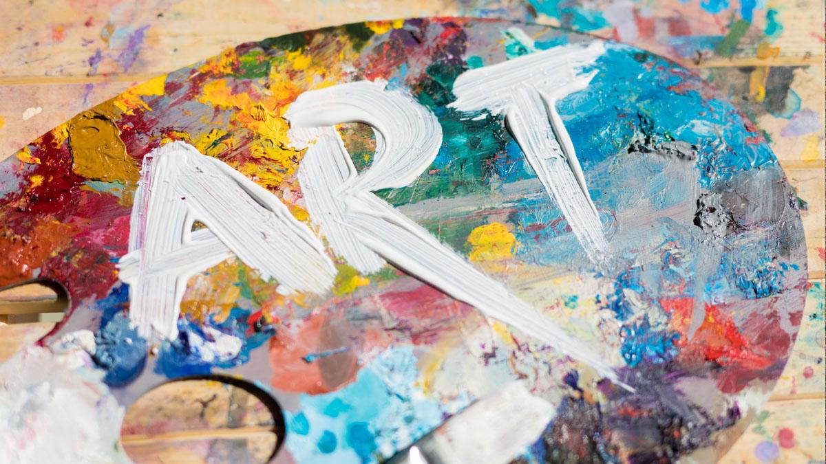 Art Studio Virtual Tour