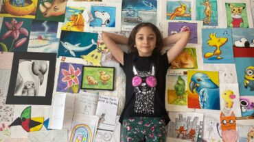 Lusineh Nasrollahi featured